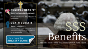 sss funeral and death benefit