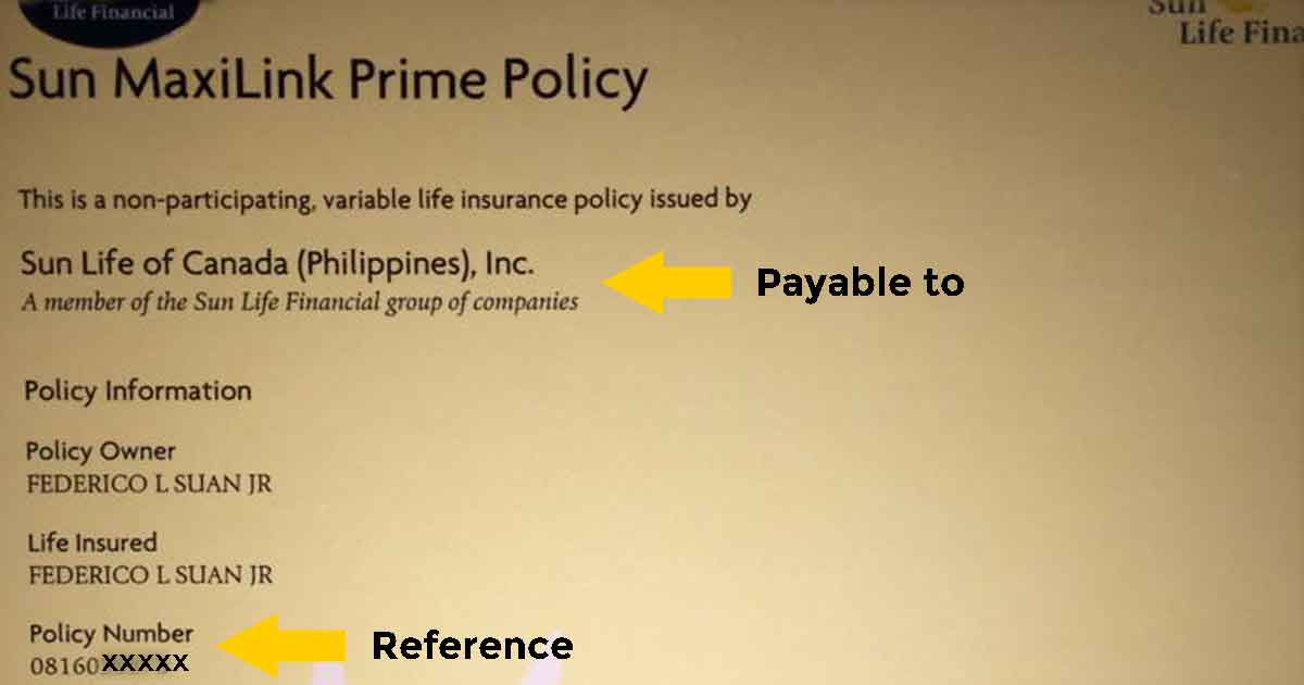 Learn How to Pay Premium in Sun Life from Different Payment