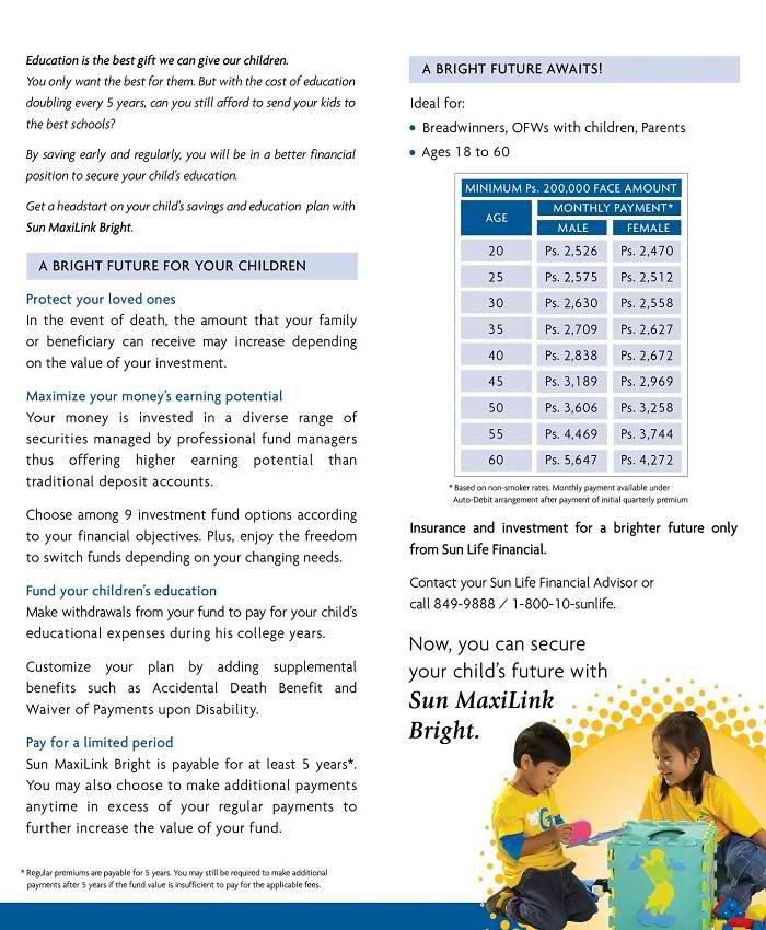 Sun Maxilink Bright Brochure 04