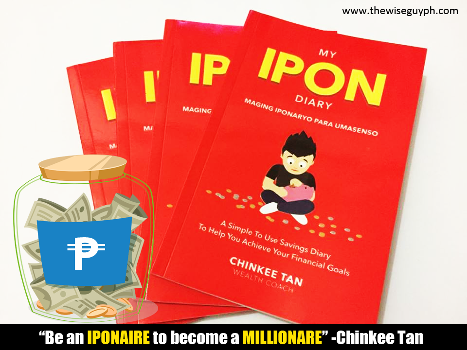 My Ipon Diary by Chinkee tan