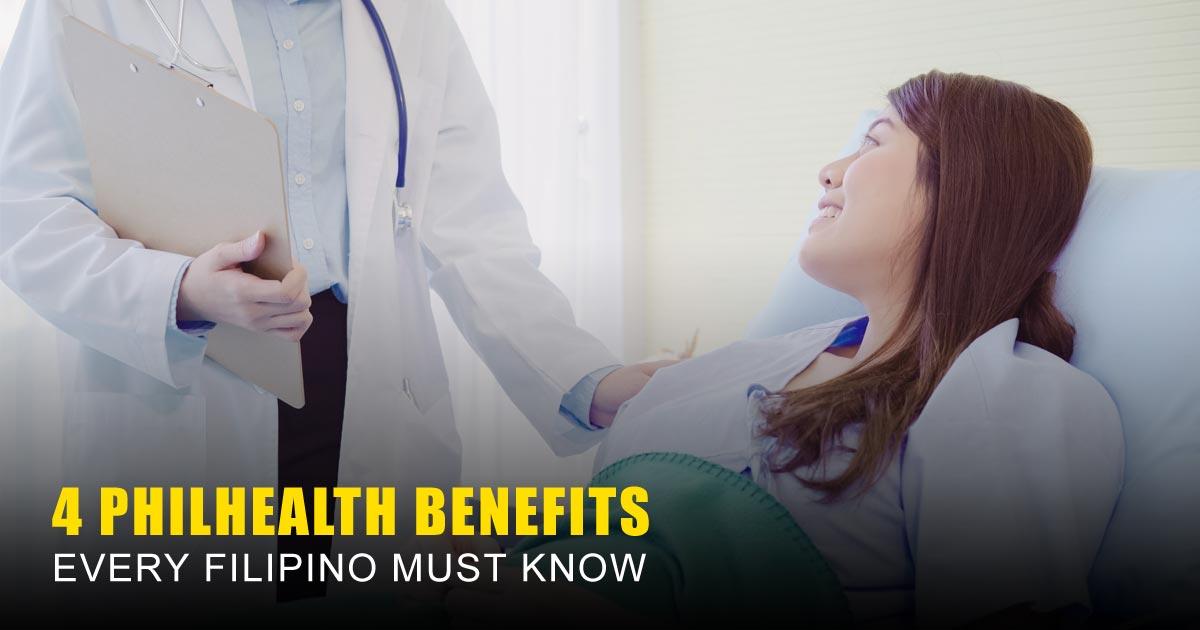 4 Basic PhilHealth Benefits