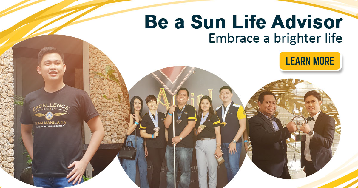 Become a Sun Life Financial Advisor