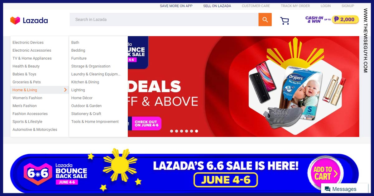 How to Buy Prepaid Load via Lazada