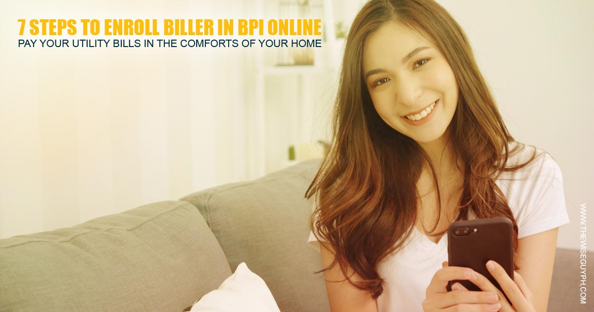 How to Enroll Biller in BPI
